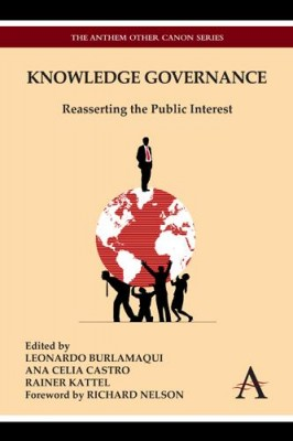 book cover knowledge governance, all rights with publisher